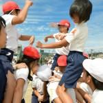 小学校の運動会~2016