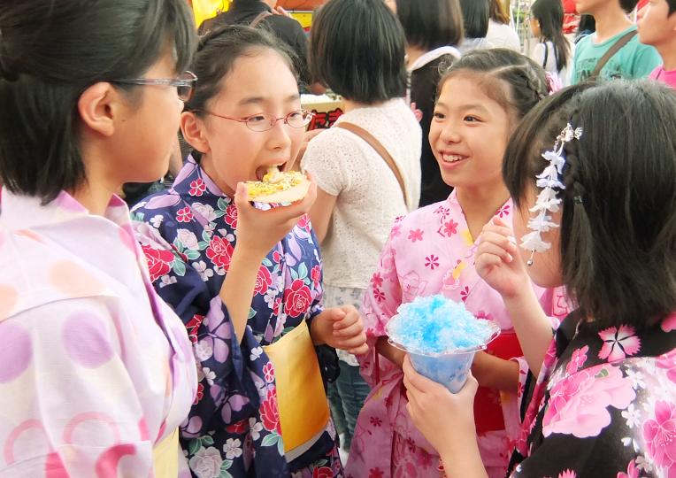 萱島 夏祭り02
