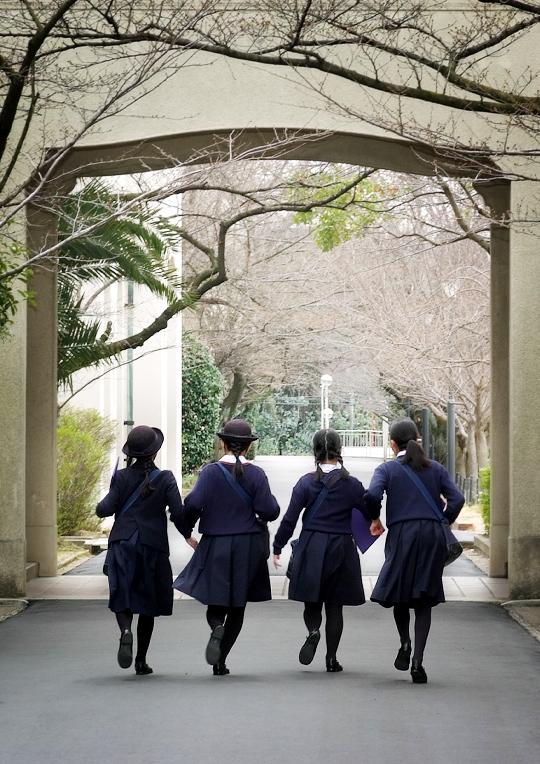 美凪 卒業式02