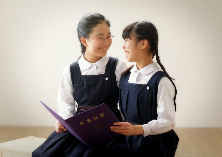 美凪 卒業式07