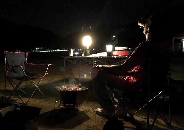 笠置キャンプ場01