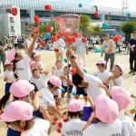 すずらん幼稚園 運動会 2016