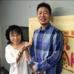 FM-HANAKO またまたラジオ出演しました!